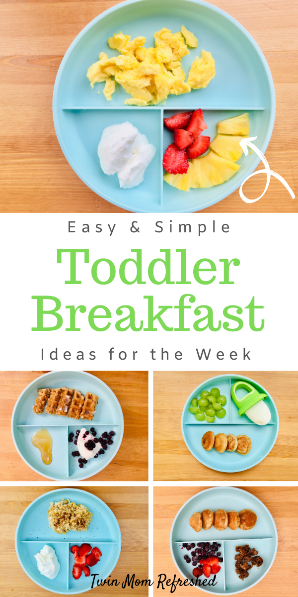 Breakfast Meal Ideas For Toddlers Or Kids Toddler Breakfast Healthy Toddler Lunches Kid Friendly Meals