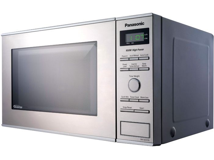 Panasonic Nn Sd372s Countertop Microwave 119 99 Stainless