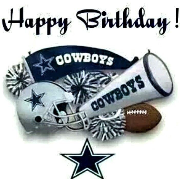 Happy Birthday Dallas Cowboys Dallas Cowboys Birthday Dallas