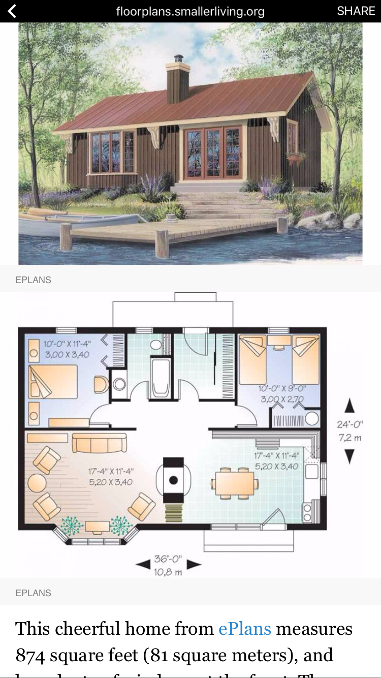 Pin By Asti On Family Compound Tiny House Design Sims House Plans Tiny House Floor Plans