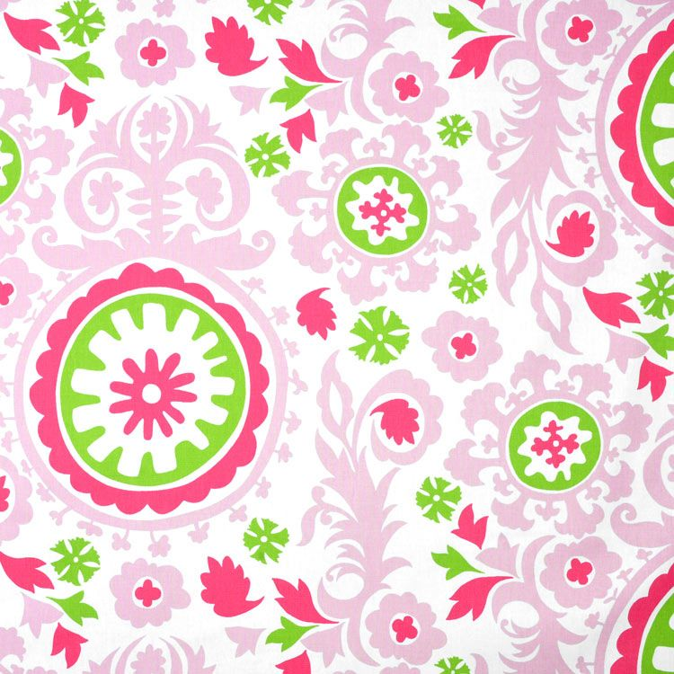 Suzani colour Magiie/Candy Pink Find this and other great fabrics at www.curtaineasy.co.nz