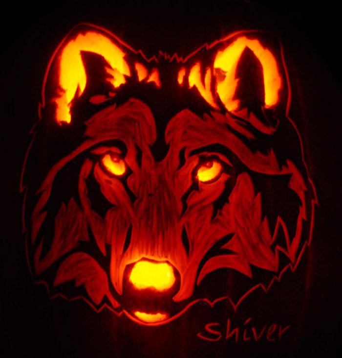 Pumpkin carving shriver wolf sarah halloween pinterest free printable pumpkin carving patterns for halloween pronofoot35fo Choice Image