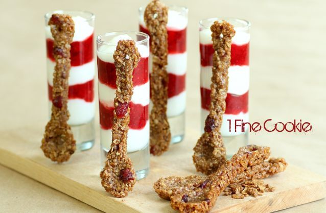 Granola edible spoons this is a really cute creative idea click granola spoons recipe by 1 fine cookie forumfinder Images