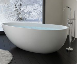 Freestanding Bathtub Bw 01 Xl Kb Bathroom Pinterest Decoracion