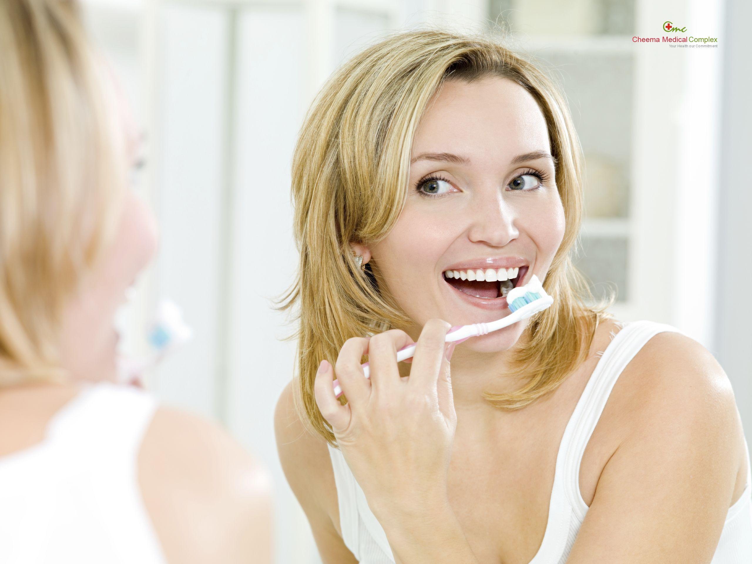 Pin by CMC Mohali Hospital on Health Dental health, Gum