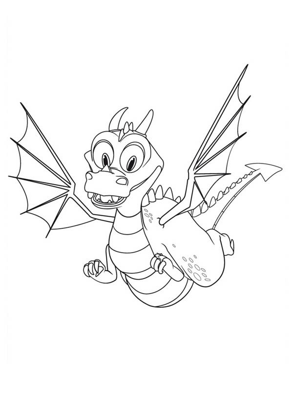 Pin On Mike The Knight Coloring Page