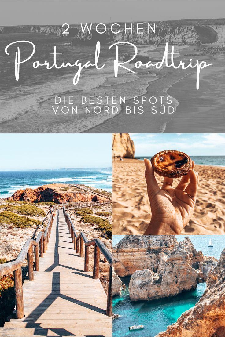 Portugal Roadtrip - die perfekte Route für 2 Wochen
