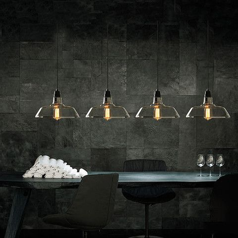 Coated Glass Industrial Pendant Light – Tudo And Co