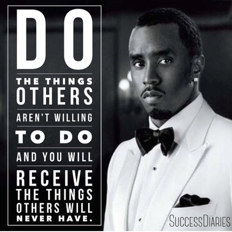 Puff Daddy Music Lover Quotes Motivation Quotes About God