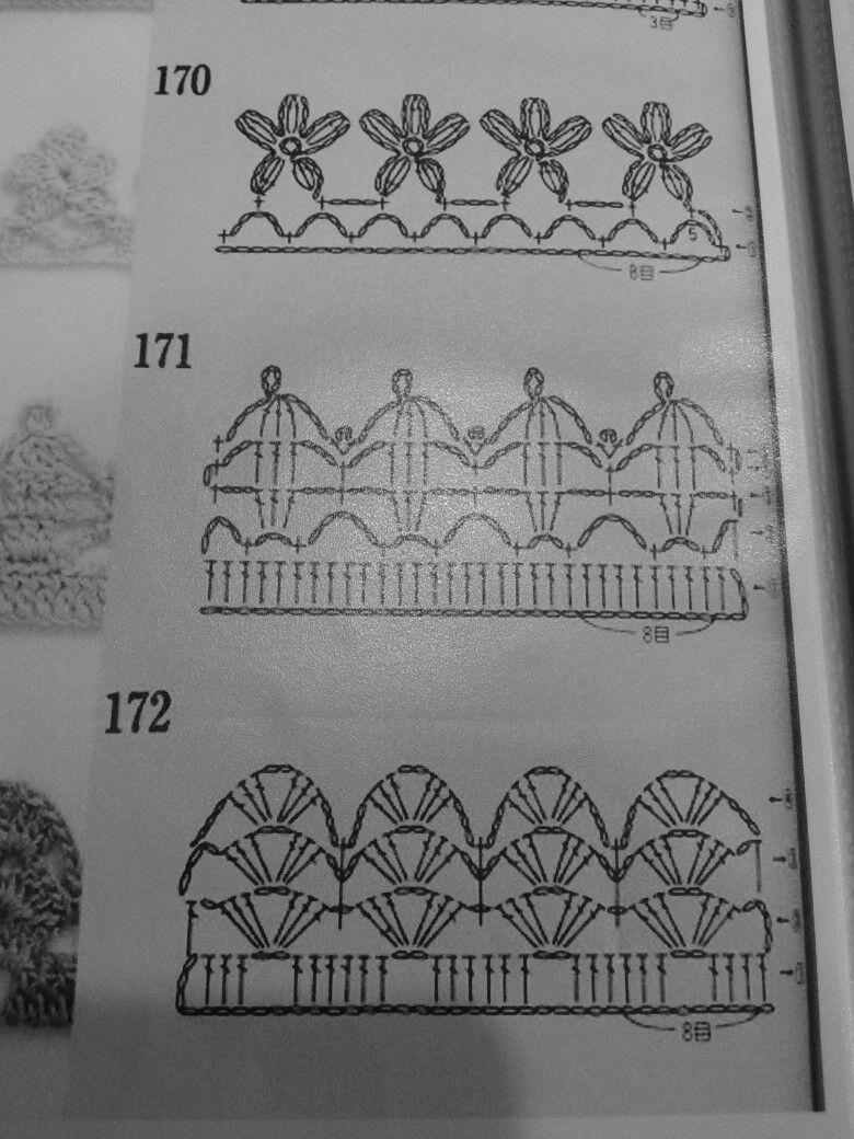 Puntilla almohada (172), montar 160 p cadeneta