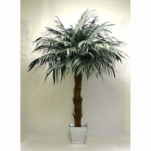 Arekapalme 200-220cm - Echtblattpalme Kunstpalmen künstliche Palmen Dekopalmen
