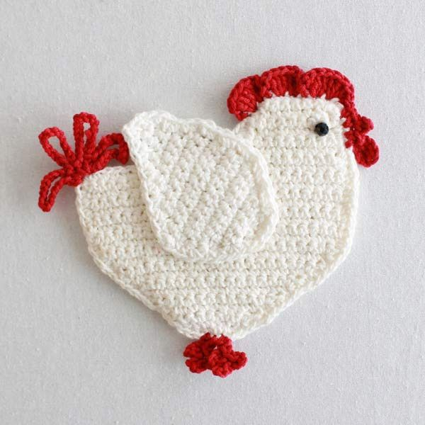 Old Fashioned Potholders Set 2 Crochet Pattern | Potholder ...