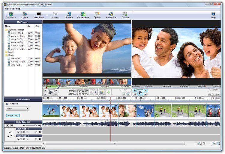 VideoPadVideoEditorPro4.30keygen Video editing