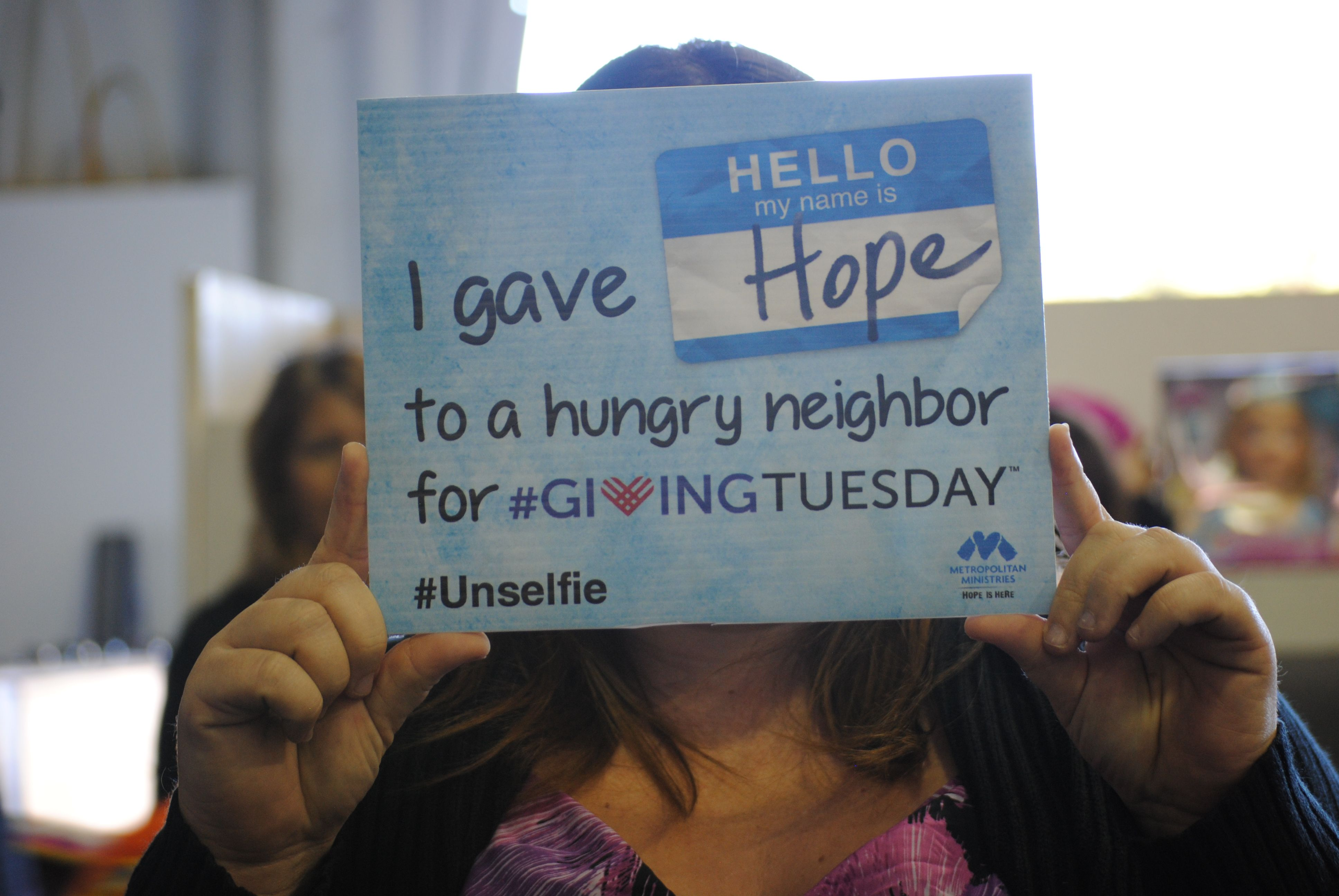 An Unselfie on GivingTuesday Giving tuesday, Book