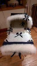 DOLLS PRAM QUILT SET FOR SILVER CROSS COACH BUILT INC FUR HOOD ... : dolls pram quilt sets - Adamdwight.com