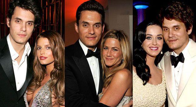 6 Famosas que han sido víctimas del 'John Mayer effect'