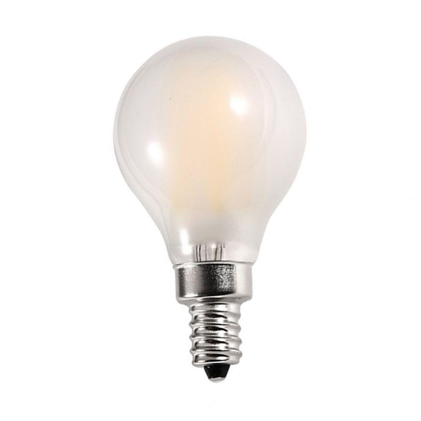 Frosted P45 Led Filament Bulb Vintage Led Bulbs Filament Bulb Bulb