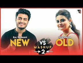 New vs Old 2 Bollywood Songs Mashup   Raj Barman feat