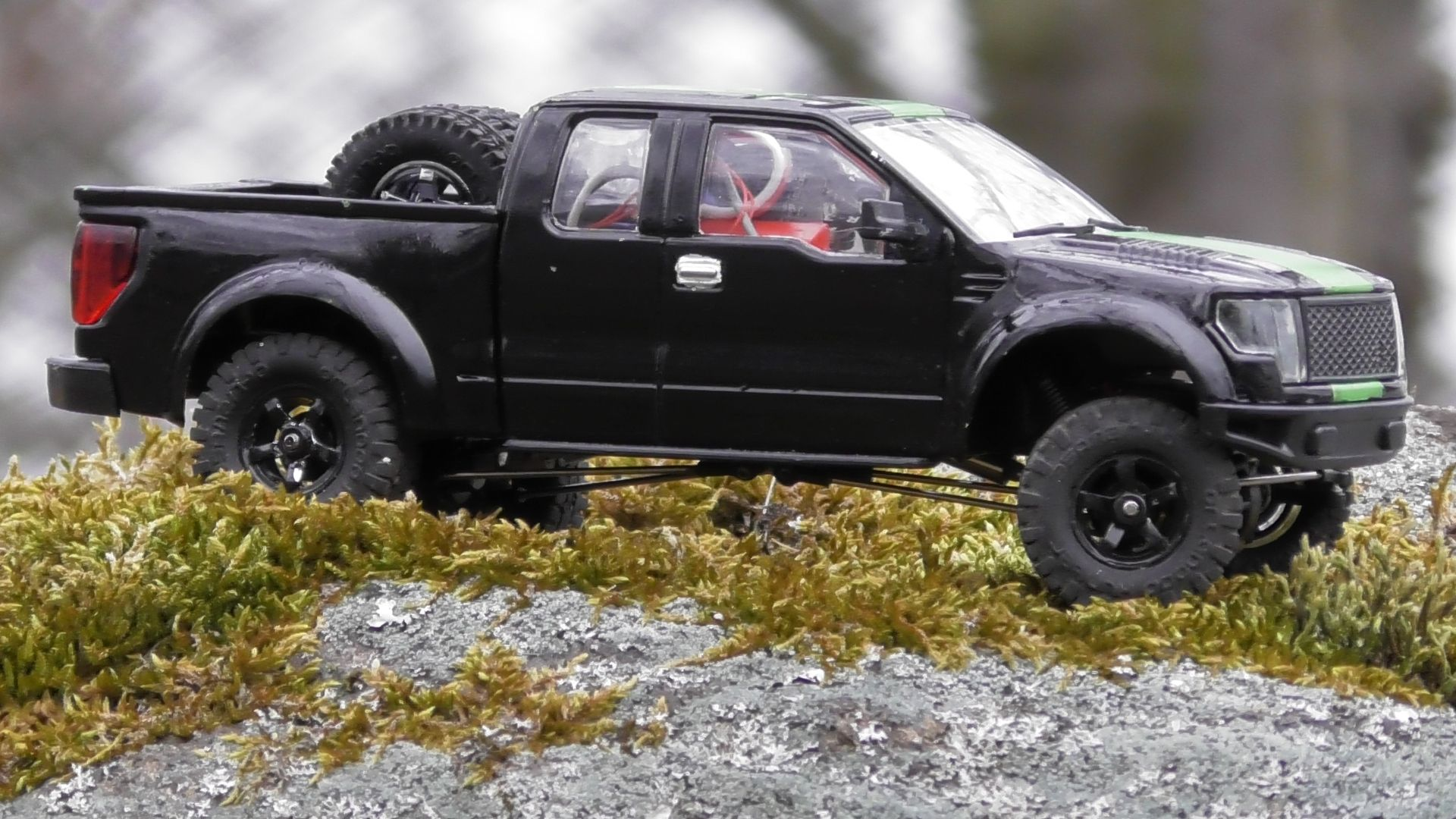 Orlandoo hunter oh35p01 1 35 rc truck ford f150 rc orlandoo orlandoohunter
