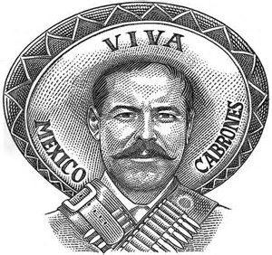 Resultado De Imagen De Pancho Villa Obras De Arte Mexicano Tatuajes De Arte Mejicano Arte Chicano