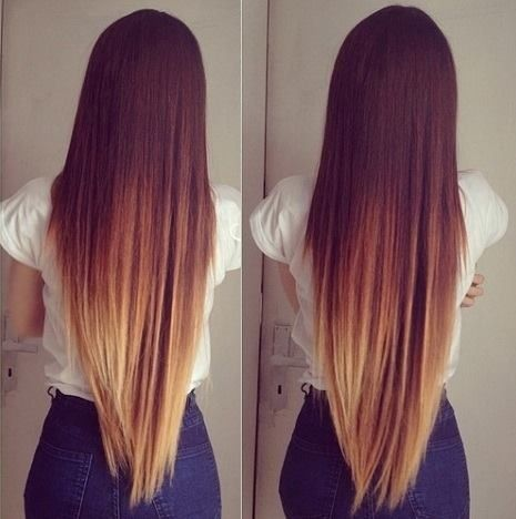 long straight hair tumblr - Google Search   Hair   Pinterest ...