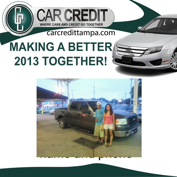 Carcredittampa Happy Customer Youareapproved Usedcars Www