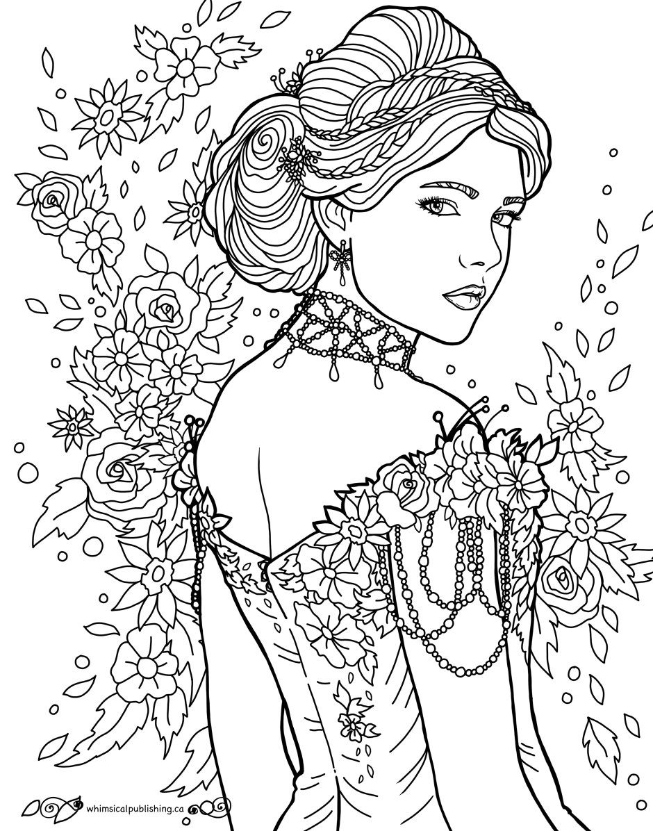 Free Colouring Pages | Coloring pages, Free adult coloring ...