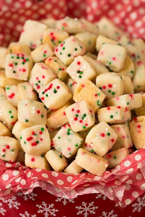 Cookies De Noel 12 recettes de biscuits de Noël faciles et originaux | Biscuit de