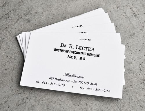 Based on the letterhead we see in Hannibalu0027s Psychological - psychological evaluation