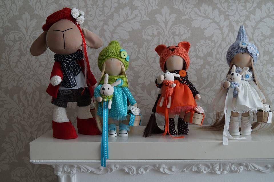 Алиса-интерьерная кукла / Авторские и коллекционные игрушки / Шопик. Продать купить куклу / Бэйбики. Куклы фото. Одежда для кукол