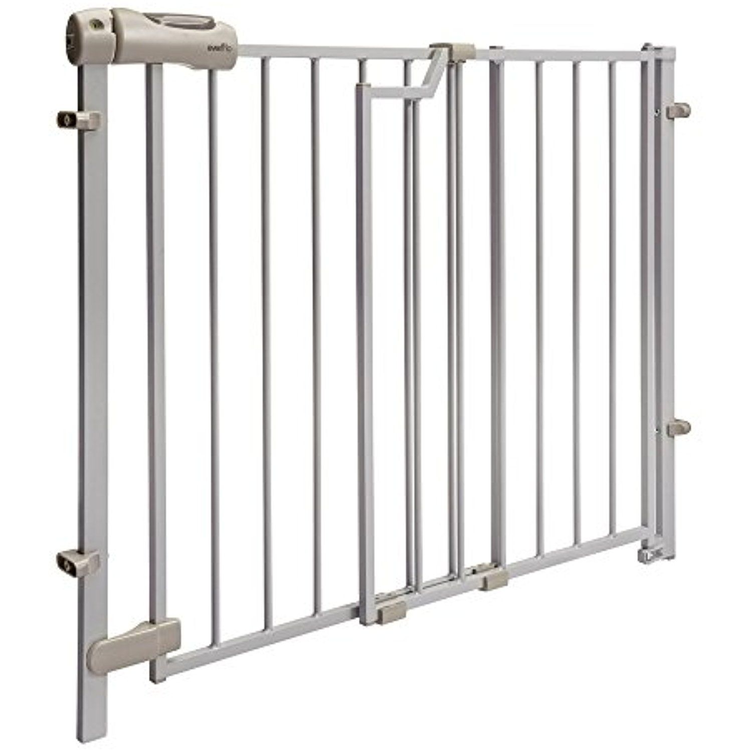 Evenflo Easy Walk Thru Top Of Stairs Gate *** To view