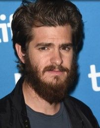 Are you disturbed? Because we are!  Andrew Garfield has grown a bushy beard!