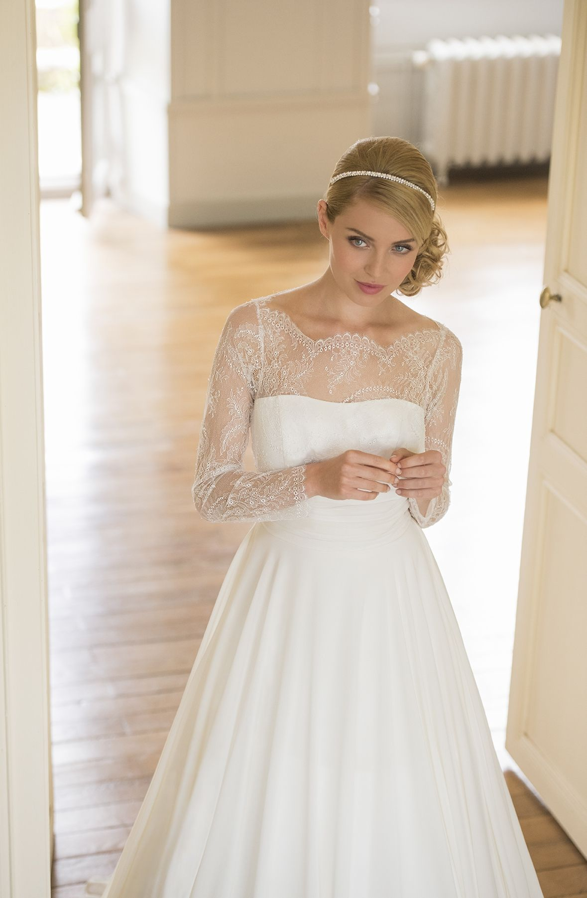 Vestido de noiva de francisco réli flanelle corte princesa