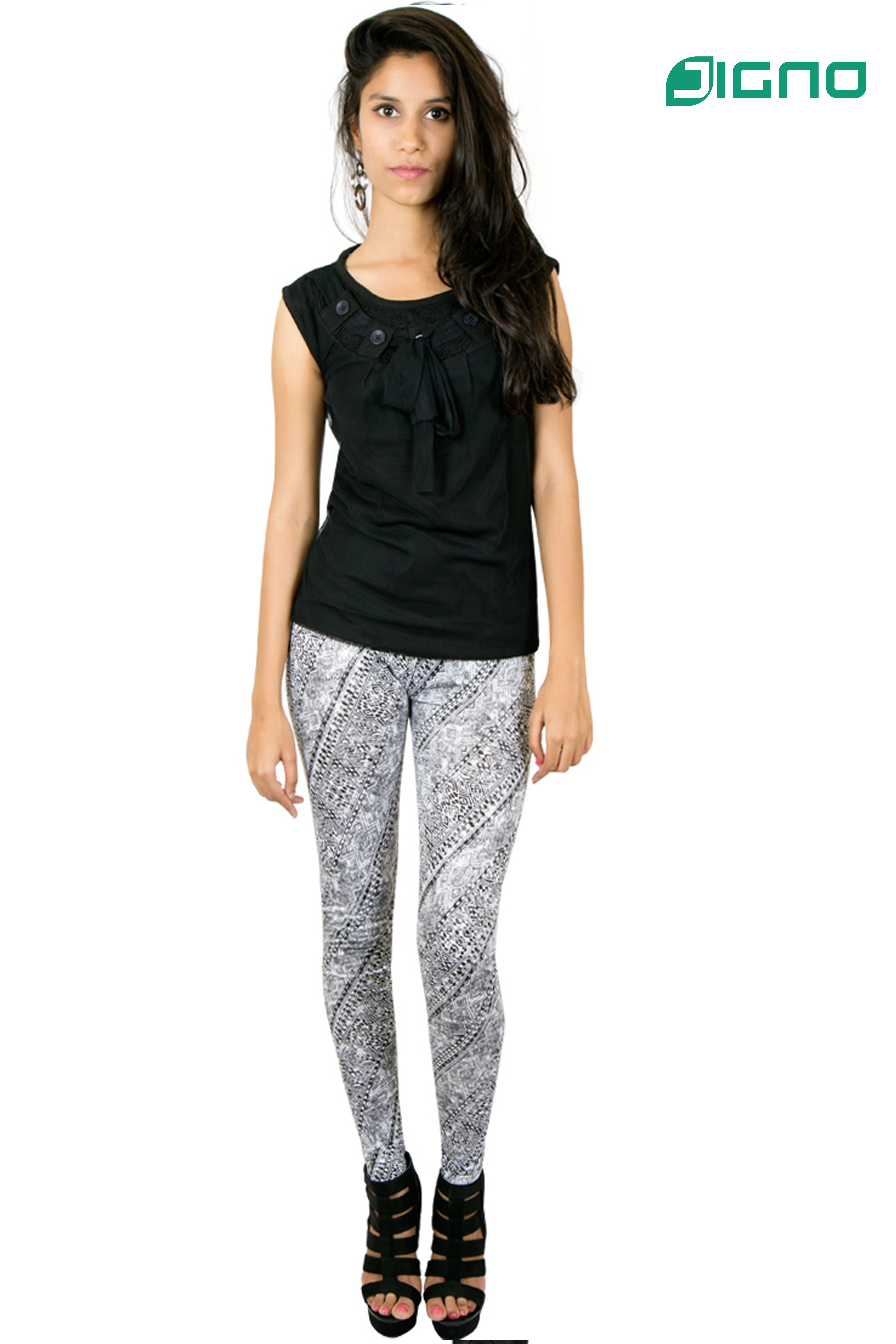 4f9bf9a2030 Shop For  Women s  Jeggings And  Leggings Collections Online In India At  Low Prices. Look Modern