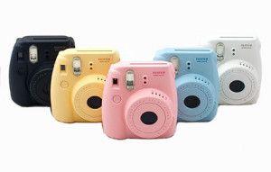 Fujifilm Instax cameras are the cheapest instant cameras in market ...