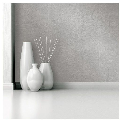 Devine Color Metallic Leaf Peel And Stick Wallpaper Silver Rose Gold Painting Gold Accent Wall Peel And Stick Wallpaper