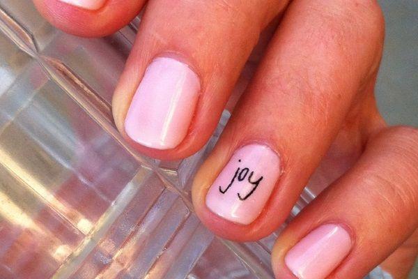 11 Wonderful Word Nail Art Designs Httpslodivenails 211