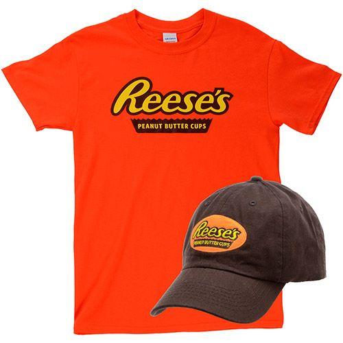 4933fa2bab8 REESE S Cap and T-Shirt - Medium. Peanut butter ...