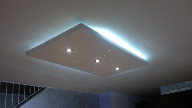 Punto luce cartongesso cerca con google techo ceiling design