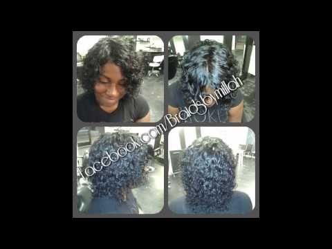 Name: Millah Location: Salon Coiffure, 6745 Watt Ave, Suite I ...