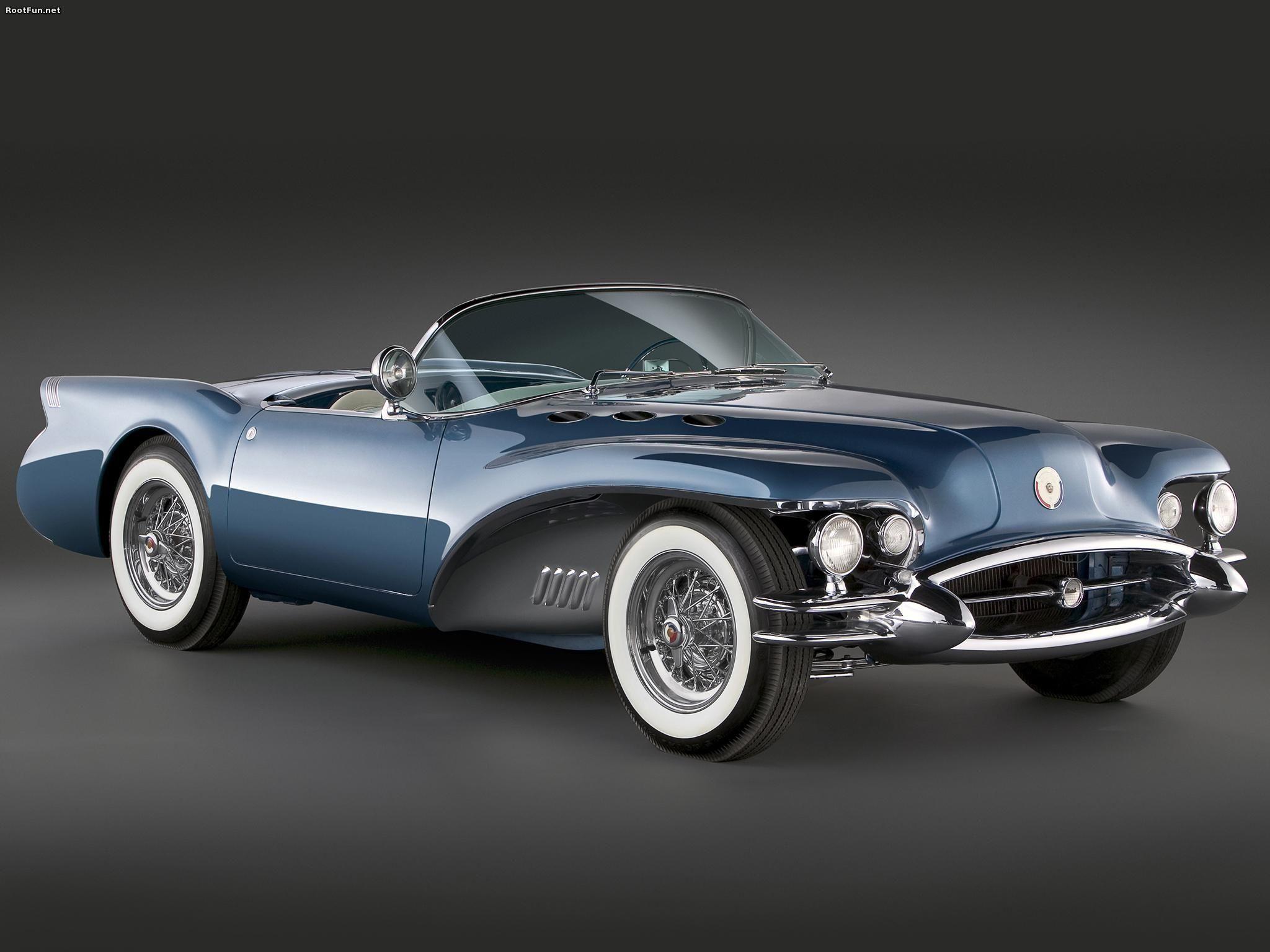 Buick Wildcat Ii Motor Vehicles 02 Roadsters Pinterest Cars 51 Lesabre Concept 1954 Car Designer Harley Earl