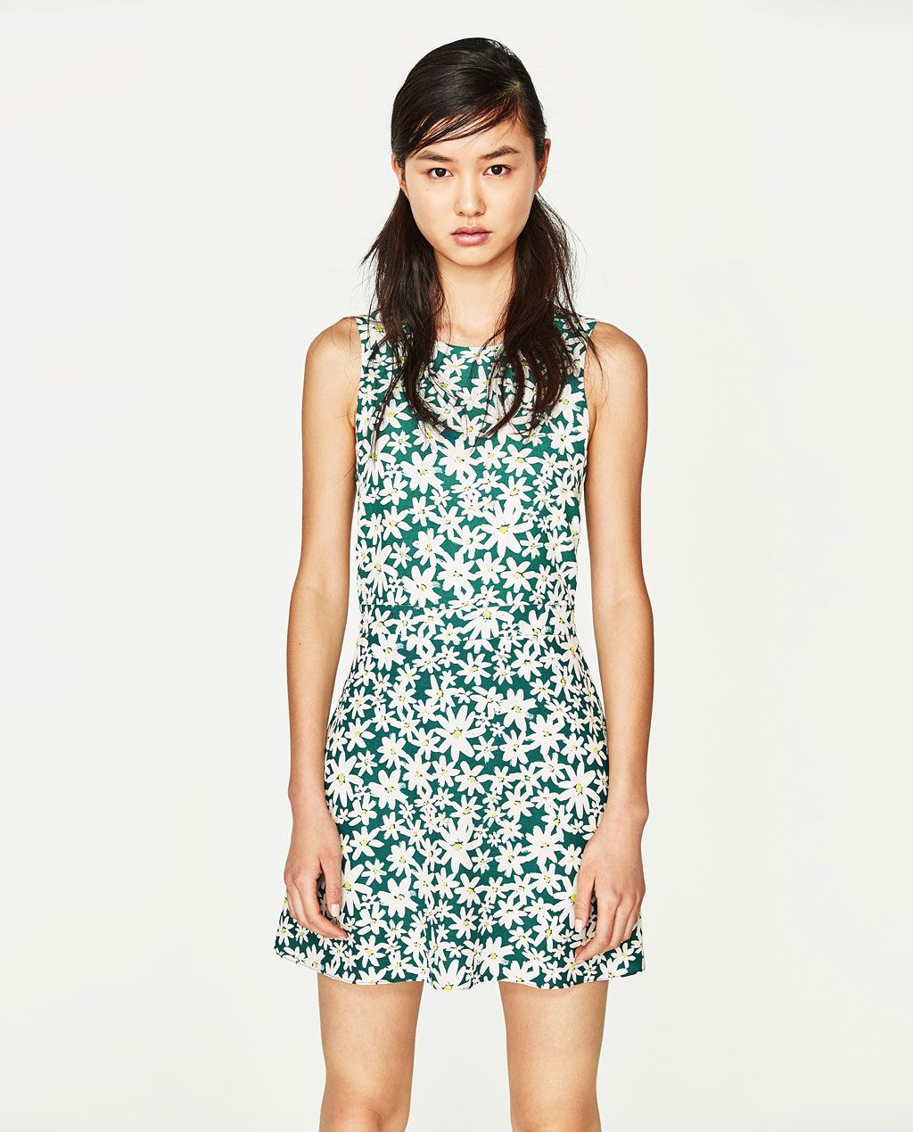0226057efbd4 Image 2 of DAISIES JUMPSUIT DRESS from Zara | BUY me for real | Zara ...