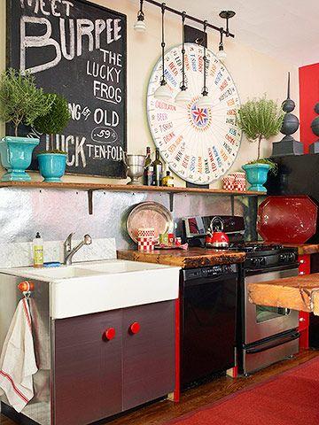 Best Kitchen Makeovers Kitchen Remodel Kitchen Kitchen On A 400 x 300