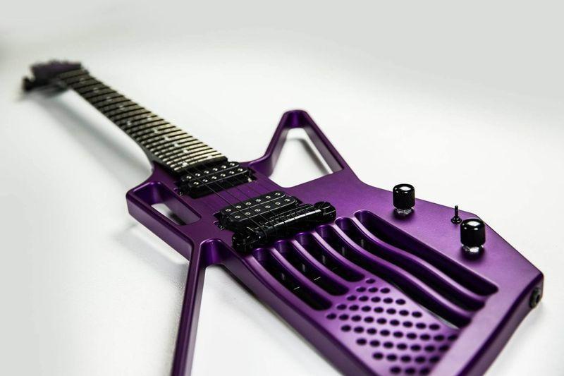 Ultra Precise Guitar Gadgets Guitar Guitar Design Cool Guitar