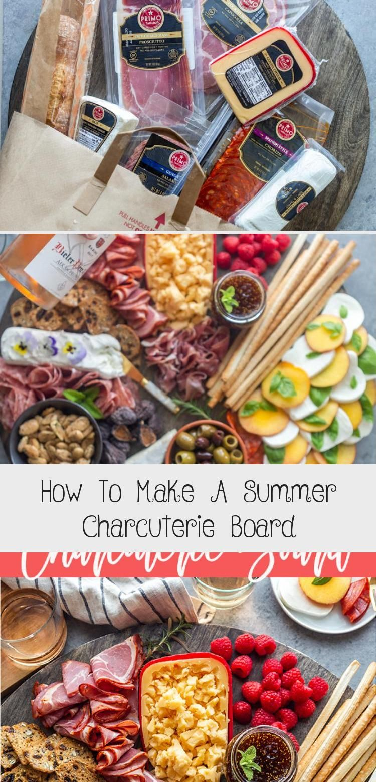Summer entertaining can be fun and easy with this Summer Charcuterie Board!  party ideas | appetizers | easy cheese plate | cheese board inspiration | Summer partyfood | holiday cheese board | 4th of July | Labor Day | picnic | garden party | patio party | BBQ appetizer ideas   #PrimoTaglio #ad #AppetizersforpartyItalian #AppetizersforpartyLowCarb #AppetizersforpartyHoliday #FallAppetizersforparty #AppetizersforpartyCrescentRolls #labordayfoodideas