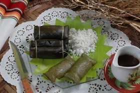 Filipino Foods And Recipes - Pinoy foods at its finest.: 5 Delectable Suman Delicacy From 5 Philippine Provinces