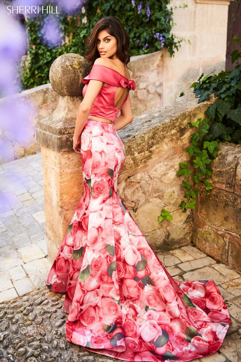 Sherri Hill 51849 Prom 2018 - Shop this style and more at oeevening ...