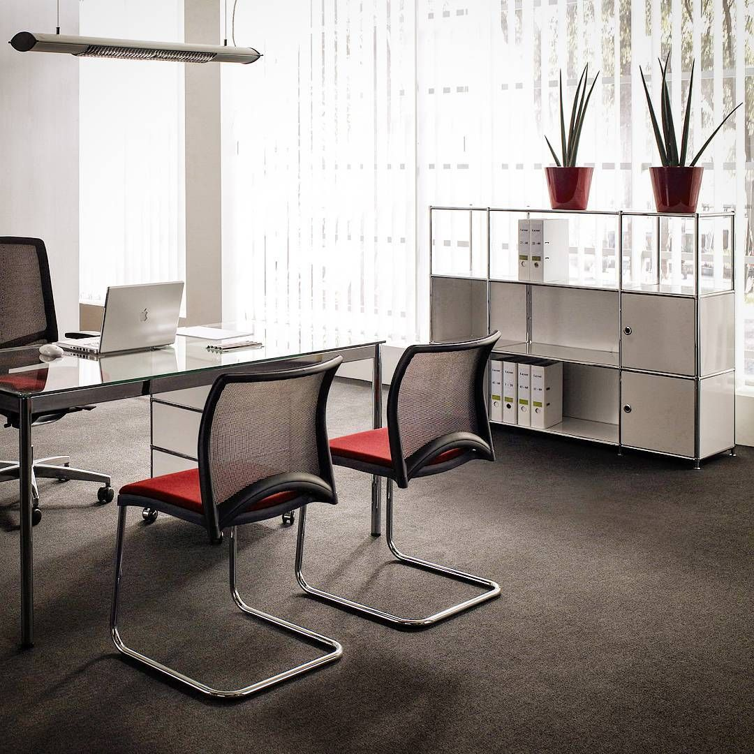System4 vor dem Fenster. #system4 #büro #office #officefurniture ...