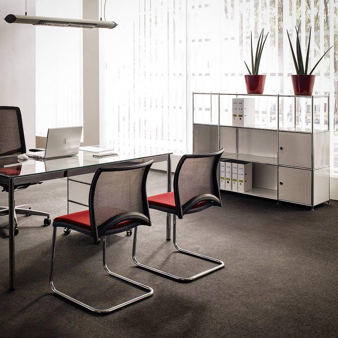 System Vor Dem Fenster System Büro Office Officefurniture - Office furniture lincoln ne