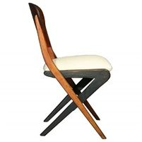 Early Side Chair By Jos 233 Zanine Caldas Zanine By Jos 233